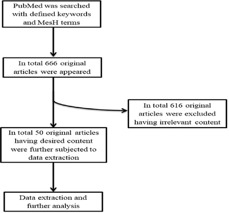 Figure 1: Overview of the methodology implemented during the present study